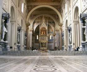 Arcibasilica di San Giovanni e Chiostro Cosmatesco