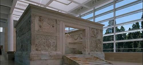 Il Museo dell'Ara Pacis
