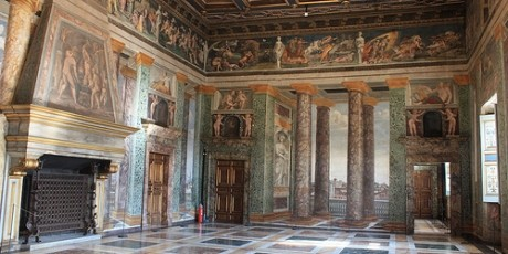 La Villa della Farnesina