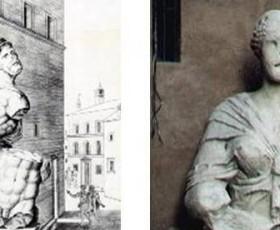 Visita itinerante: le statue parlanti