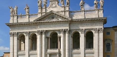 La Basilica di San Giovanni in Laterano: la Cattedrale di Roma