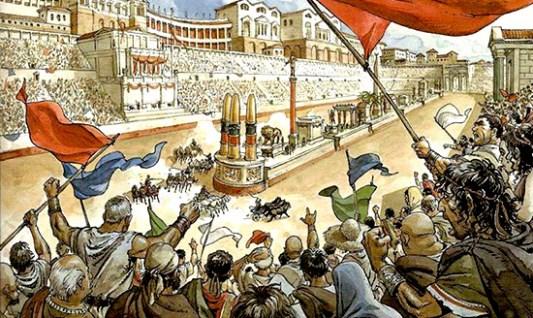 PANEM ET CIRCENSES: L'Area Archeologica del Circo Massimo