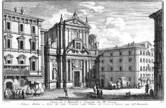 La Chiesa di San Marcello al Corso e il Battistero sotterraneo - APERTURA STRAORDINARIA