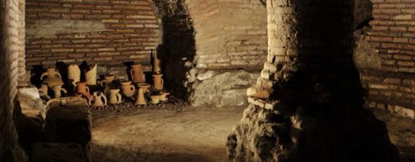 Insula romana di S. Paolo alla Regola - Apertura esclusiva