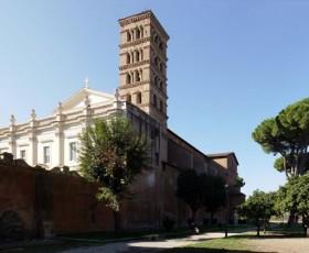 Le basiliche di Santa Sabina e Sant'Alessio