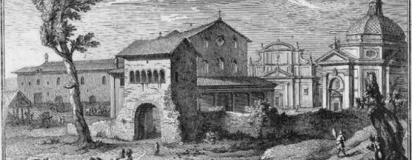 L'Abbazia delle Tre Fontane