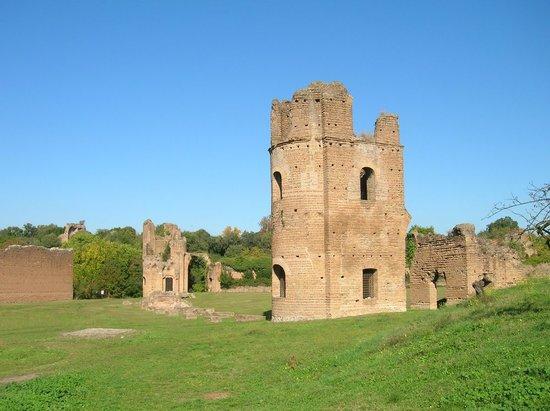 La Villa di Massenzio sull'Appia Antica