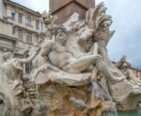 Le Fontane della Roma barocca