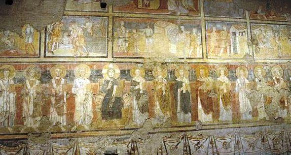 Il Foro Romano e Santa Maria Antiqua