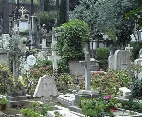 Il Cimitero Acattolico