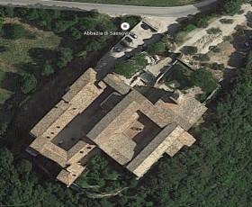 Santa Croce a Sassovivo e Palazzo Trinci a Foligno