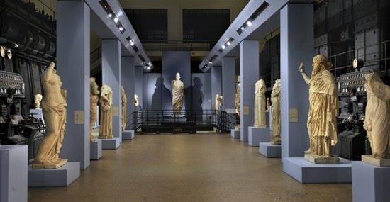 Museo della Centrale Montemartini