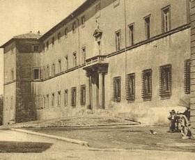 Palazzo Chigi ad Ariccia