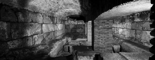 San Nicola in Carcere e i suoi sotterranei