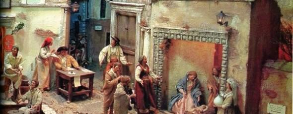 Rione Monti: San Lorenzo, Santi Quirico e Giulitta, Museo del Presepe