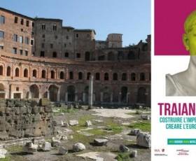 """I Mercati di Traiano e la mostra """"Traiano. Costruire l'Impero, creare l'Europa"""""""