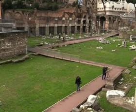 I FORI IMPERIALI - Percorso interno all' area archeologica  - APERTURA STRAORDINARIA