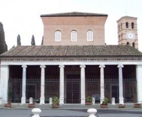 La Basilica di San Lorenzo fuori le Mura