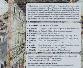 La storia e l'evoluzione architettonica della basilica cristiana a Roma