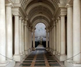 Palazzo Spada: la Galleria Prospettica del Borromini e la Galleria Spada