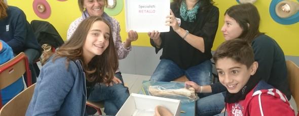 CON TE STO - La ricerca archeologica: un lavoro di squadra.