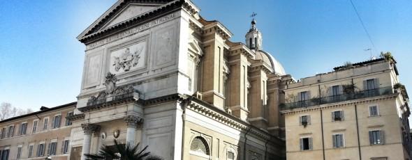 La Chiesa di San Salvatore in Lauro