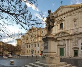 Le stanze di San Filippo Neri e la Chiesa Nuova
