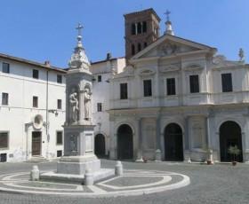 La Basilica e il Chiostro di San Bartolomeo
