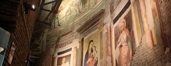 La Basilica dei Santi Apostoli e la Cappella di Bessarione