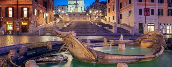 Passeggiata fotografica fra le piazze di Roma