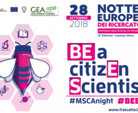 #ERN18, BE a citizEn Scientist: la scienza è partecipata