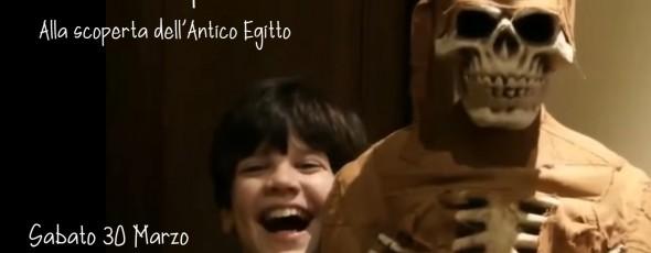 Una mummia per amico. Alla scoperta dell'Antico Egitto.