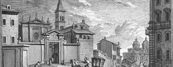 La Chiesa di San Lorenzo in Panisperna