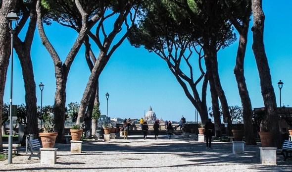 Il Colle Aventino, tra mito e storia